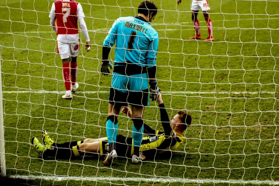 Ważna rola goalkeeper'a