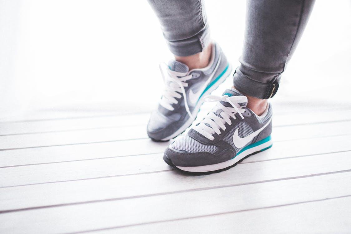 Nike, buty i cała reszta