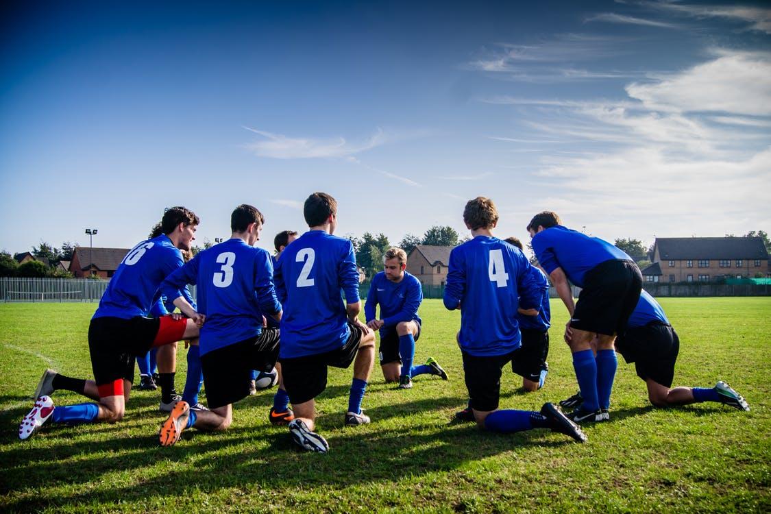 Dobór odzieży do gry w piłkę nożną