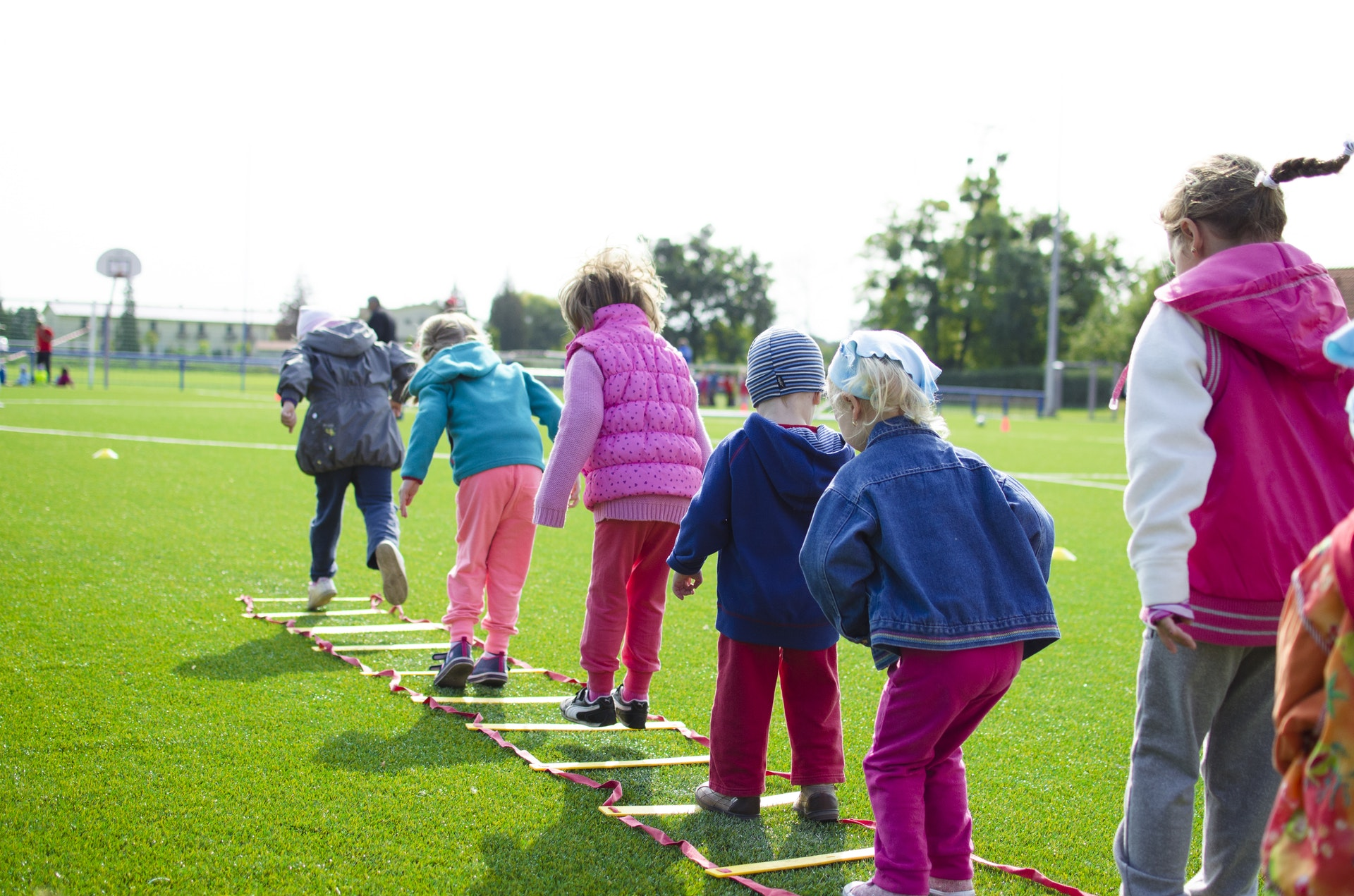 Jak wybrać sport dla dziecka?